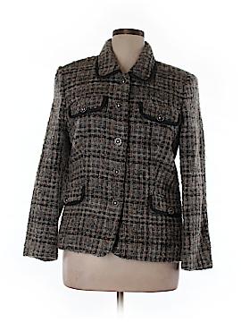 Jaeger Wool Coat Size 14