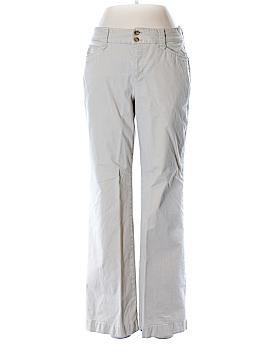 Eddie Bauer Khakis Size 8 short
