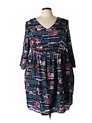 DRA Casual Dress Size 3X (Plus)