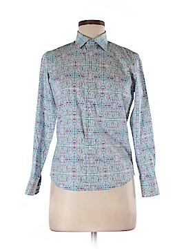 Robert Graham Long Sleeve Button-Down Shirt Size 10-12