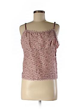 Tommy Hilfiger Sleeveless Silk Top Size XL