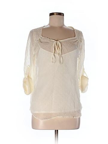 Daniel Rainn Women 3/4 Sleeve Blouse Size XS