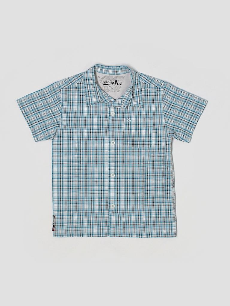 Quiksilver short sleeve button down shirt 69 off only for Bureau quiksilver