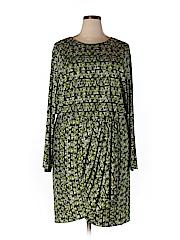 T-Bags Los Angeles Women Casual Dress Size 1X (Plus)