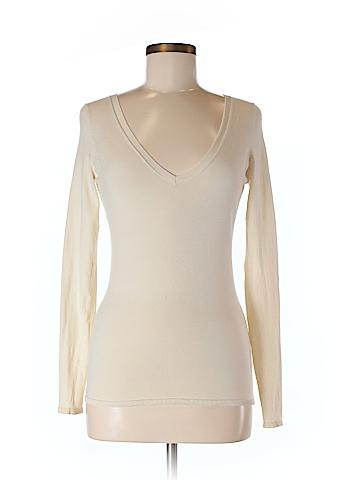 Ann Taylor LOFT Women Silk Pullover Sweater Size XS