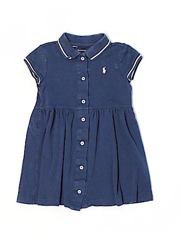 Ralph Lauren Girls Dress Size 3