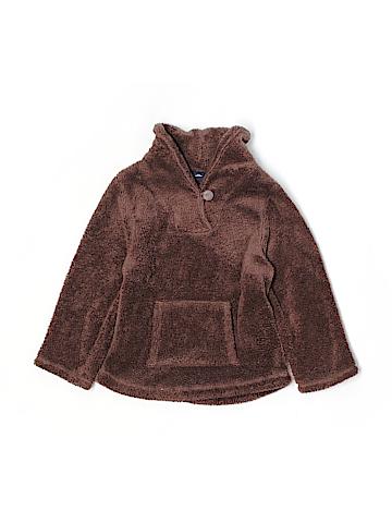Lands' End Fleece Jacket Size 6