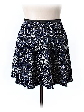Karen Klein Casual Skirt Size 1X (Plus)