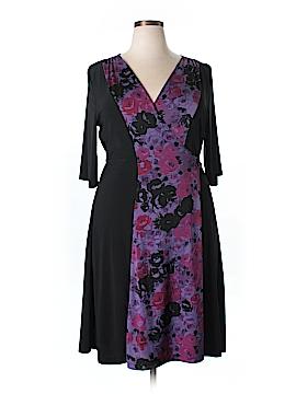 Kiyonna Casual Dress Size 0