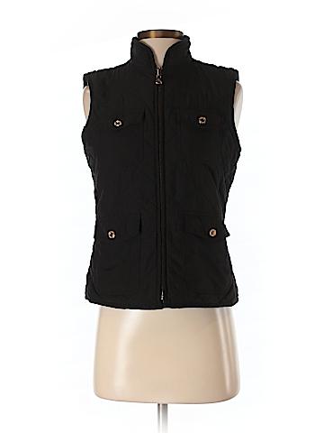 Lauren by Ralph Lauren Women Vest Size S (Petite)