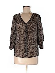 Myan Women 3/4 Sleeve Blouse Size S