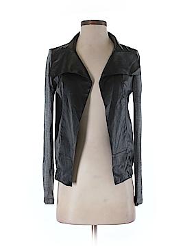 Generation Love Faux Leather Jacket Size XS