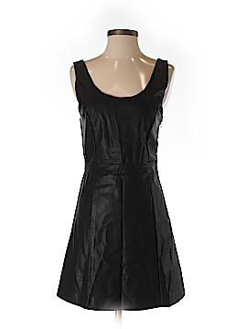 Mink Pink Faux Leather Dress Size S