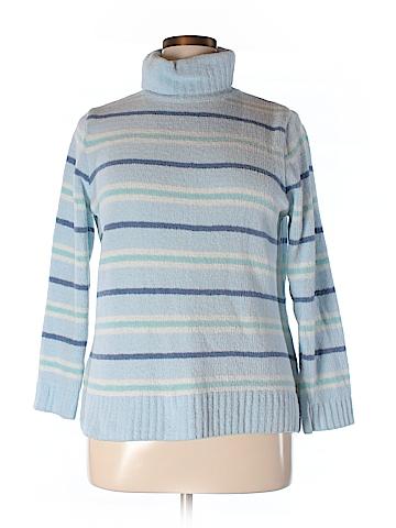 SONOMA life + style Turtleneck Sweater Size 1X (Plus)