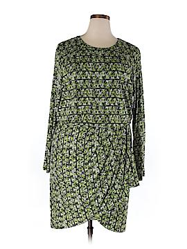 T-Bags Los Angeles Casual Dress Size 2X (Plus)