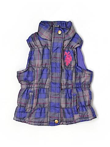 U.S. Polo Assn. Vest Size 3T