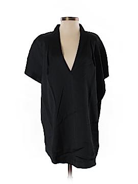 Universal Standard Short Sleeve Blouse Size S
