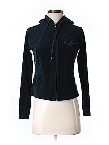 Juicy Couture Zip Up Hoodie Size M