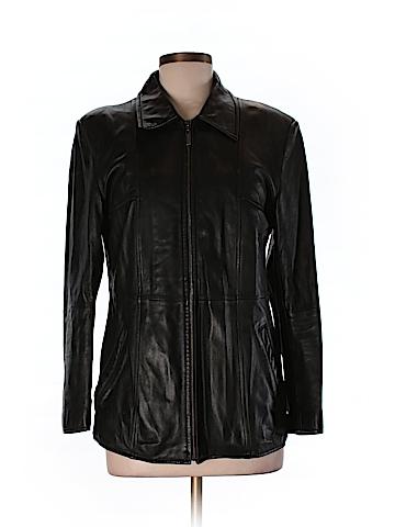 Pelle Studio Women Leather Jacket Size S