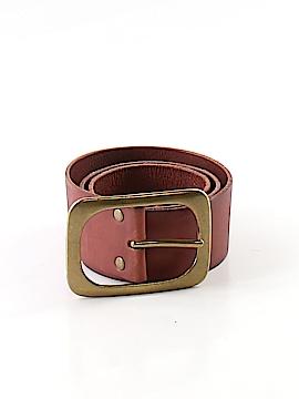 Linea Pelle Leather Belt Size XS