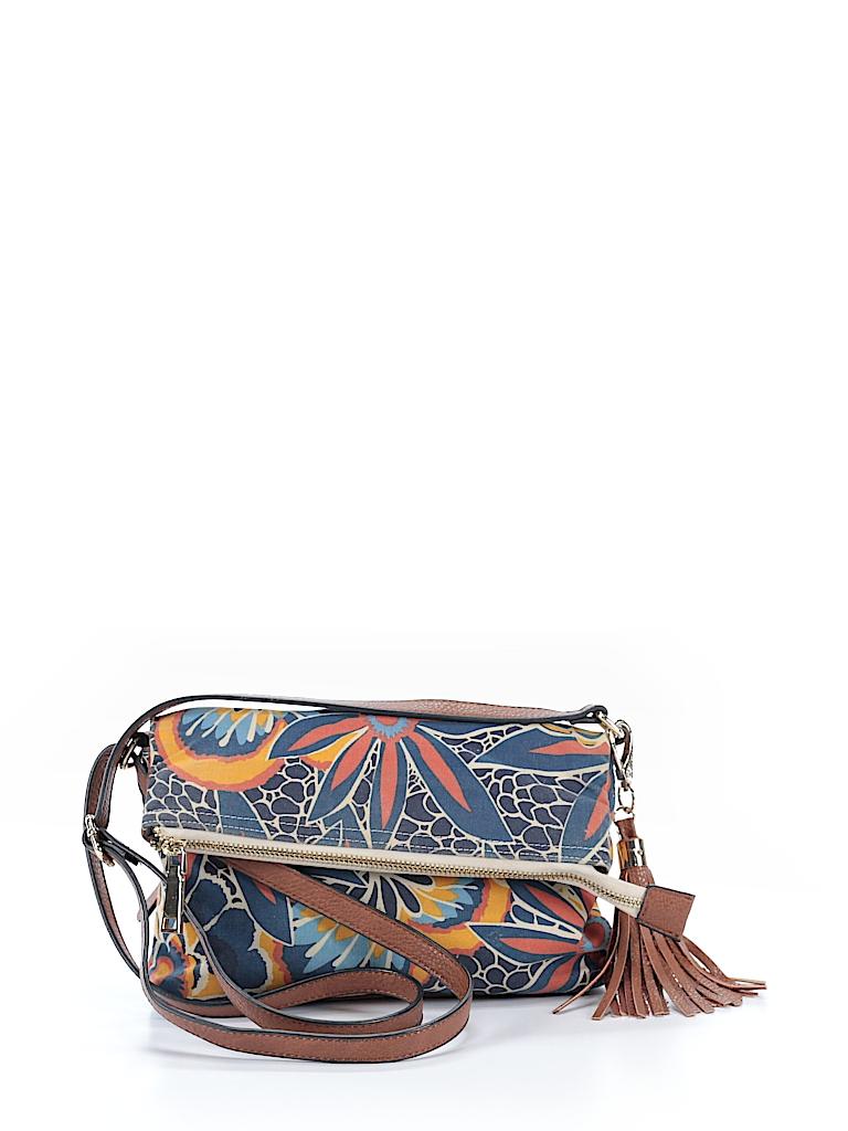 732164efbc32 Viva la Diva Print Brown Crossbody Bag One Size - 51% off