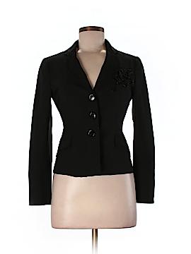Moschino Cheap And Chic Wool Blazer Size 6