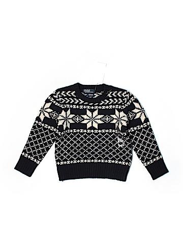 Ralph Lauren Wool Pullover Sweater Size 3