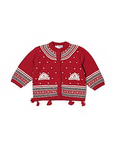 Jacadi Wool Cardigan Size 2