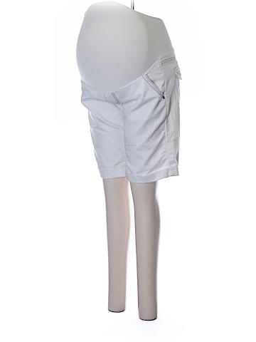 A Pea in the Pod Denim Shorts 31 Waist (Maternity)