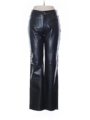Esprit Leather Pants Size 5/6