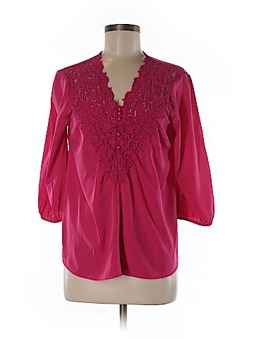Vero Moda 3/4 Sleeve Blouse Size M