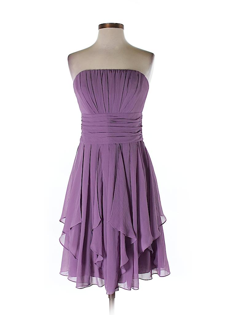David's Bridal Women Cocktail Dress Size 4