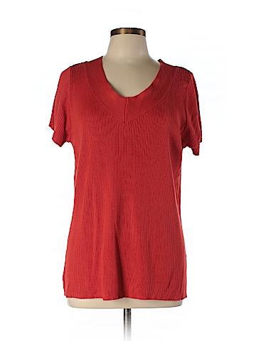 JG HOOK Short Sleeve Top Size L