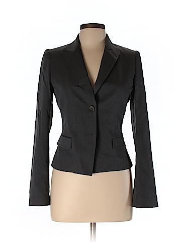 Elie Tahari Women Wool Blazer Size 6
