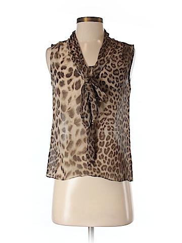 Talbots Short Sleeve Blouse Size 4