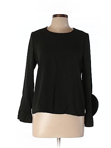 Gerard Darel Long Sleeve Blouse Size 8 (40)