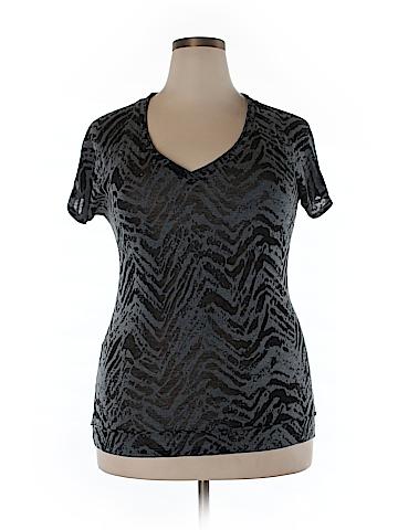 Maurices Short Sleeve T-Shirt Size XXL