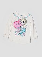 Disney Girls Sweatshirt Size 3T