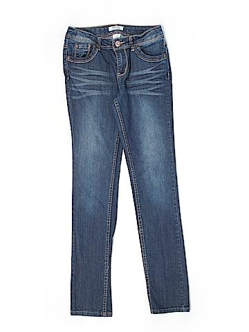 Mudd Girls Jeans Size 14 (Slim)