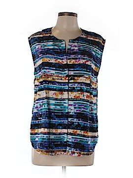 Sabine Short Sleeve Blouse Size M