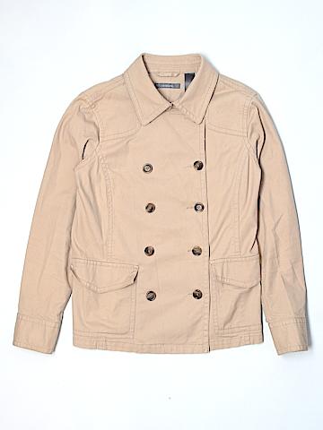 Liz Claiborne Women Denim Jacket Size M