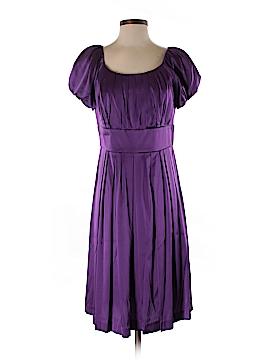 Suzi Chin for Maggy Boutique Silk Dress Size 8