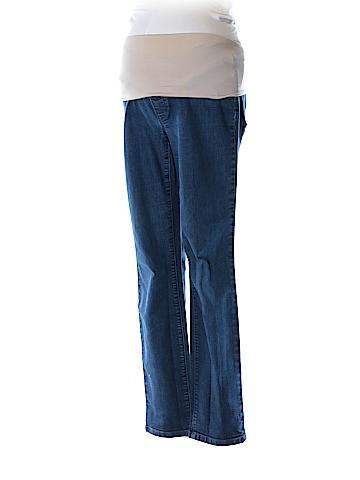 Ann Taylor LOFT Maternity Jeans Size 8 (Maternity)