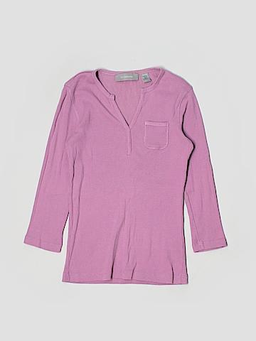 Liz Claiborne 3/4 Sleeve T-Shirt Size S