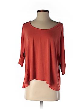 AG Adriano Goldschmied + Liberty Art Fabrics 3/4 Sleeve T-Shirt Size XS