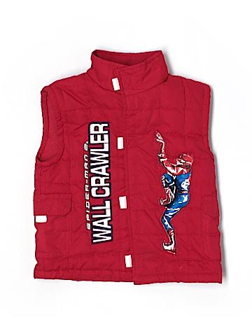 Spiderman Vest Size 4T
