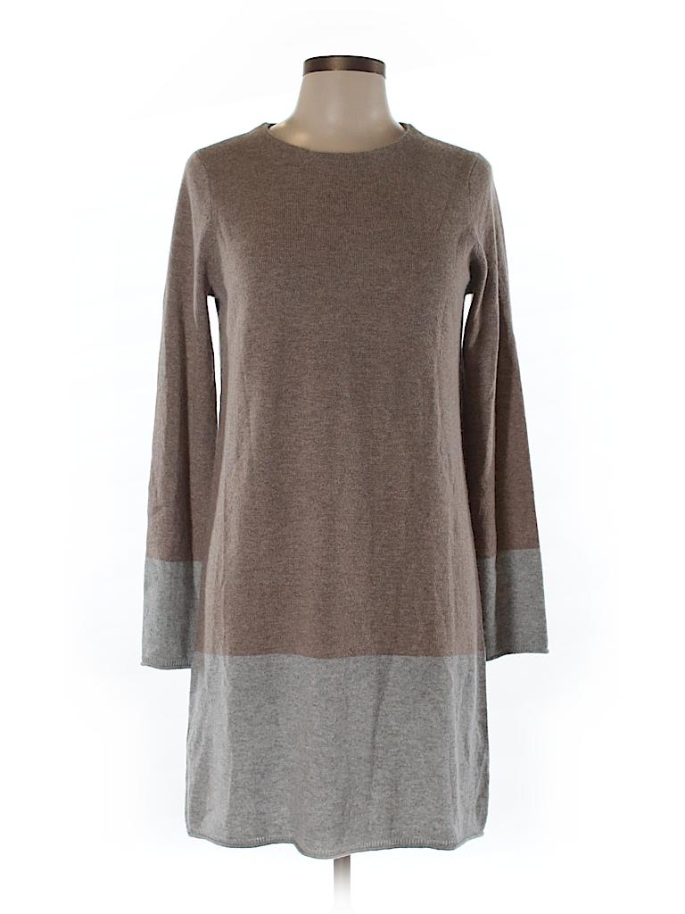 Barrow & Grove Women Cashmere Dress Size M
