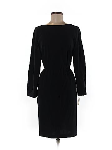 Yves Saint Laurent Rive Gauche Wool Dress Size 36 (FR)
