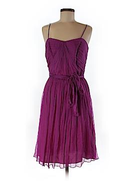 Watters & Watters Silk Dress Size 8
