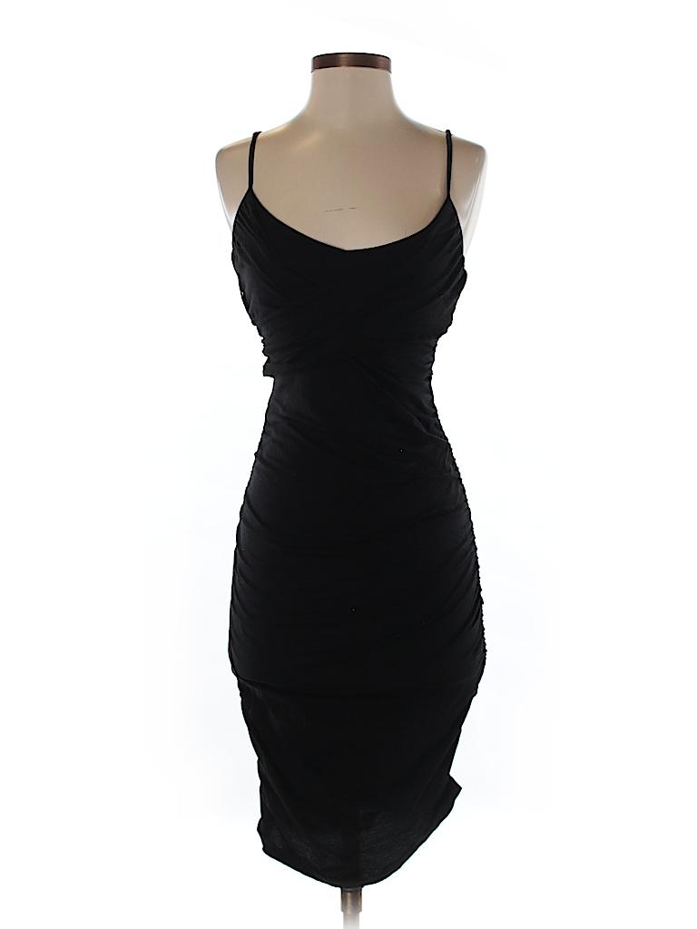 Velvet Women Casual Dress Size S